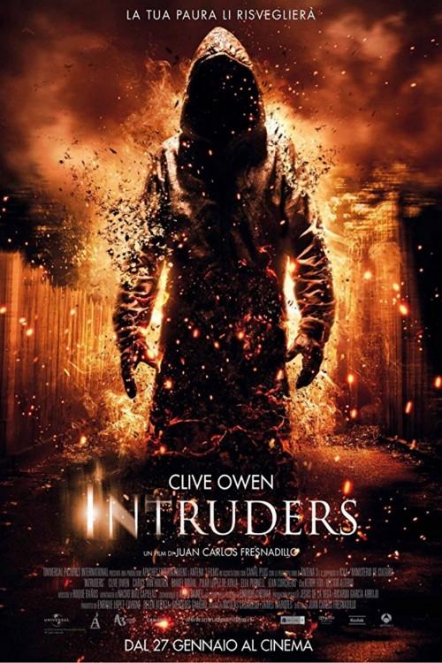 دانلود فیلم The Intruders 2015